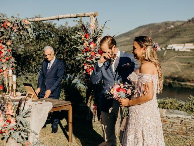 O casamento de Diogo e Renata em Pinhão, Alijó 62