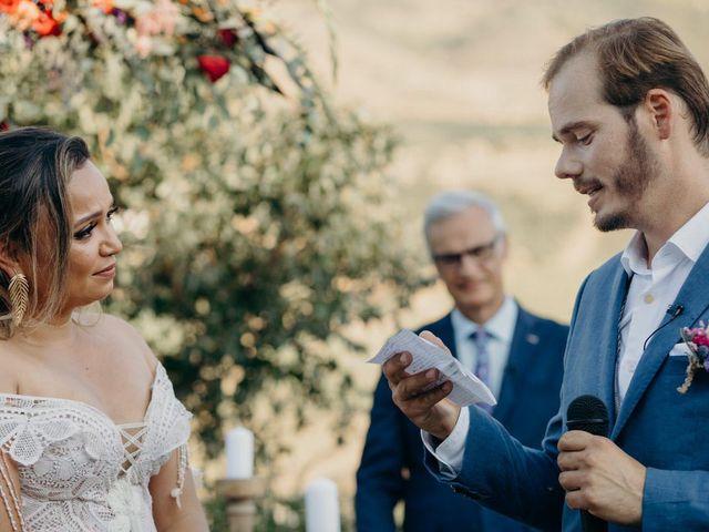 O casamento de Diogo e Renata em Pinhão, Alijó 73