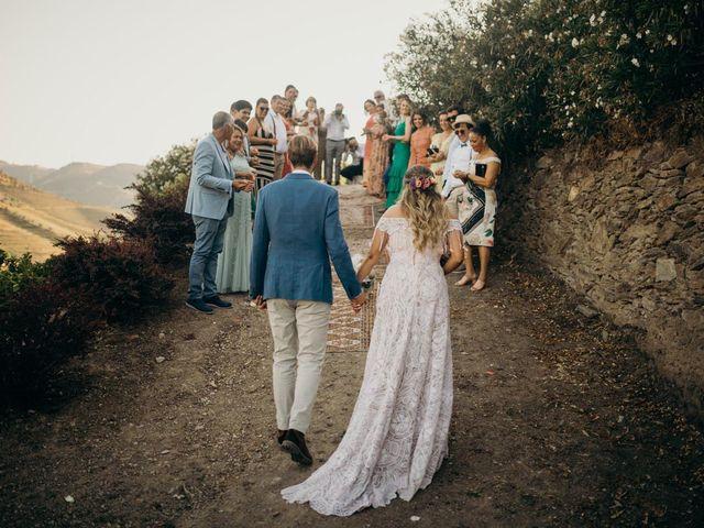 O casamento de Diogo e Renata em Pinhão, Alijó 85