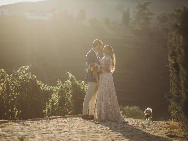 O casamento de Diogo e Renata em Pinhão, Alijó 91