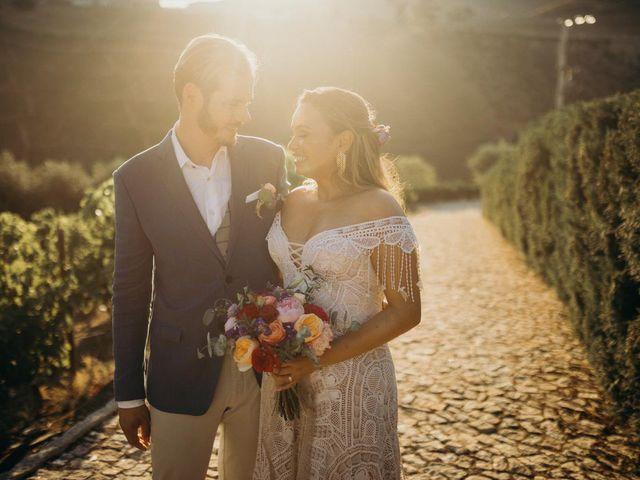 O casamento de Diogo e Renata em Pinhão, Alijó 93