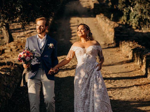 O casamento de Diogo e Renata em Pinhão, Alijó 97