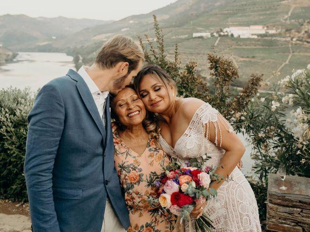 O casamento de Diogo e Renata em Pinhão, Alijó 99