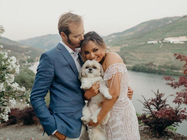 O casamento de Diogo e Renata em Pinhão, Alijó 100