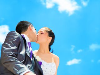O casamento de Nádia e Nuno