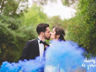 O casamento de Filipa e Paulo