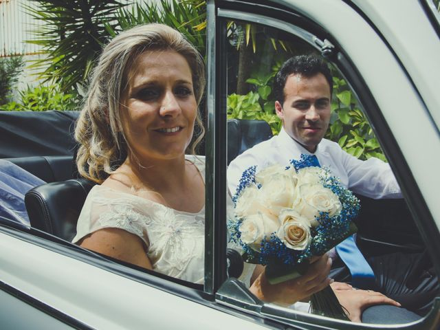 O casamento de Paulo e Andreia em Fiães, Santa Maria da Feira 12