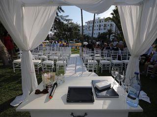O casamento de Sylvie e Fabio 2