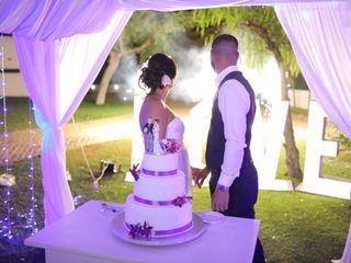 O casamento de Sylvie e Fabio