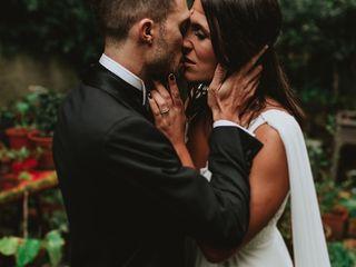 O casamento de Ângela e Daniel