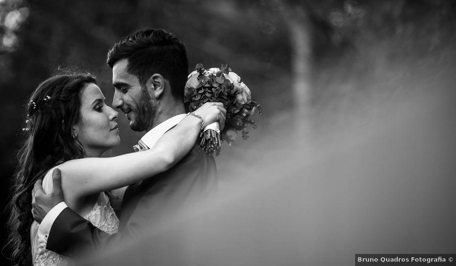 O casamento de Fabrício e Nádia em Viseu, Viseu (Concelho)