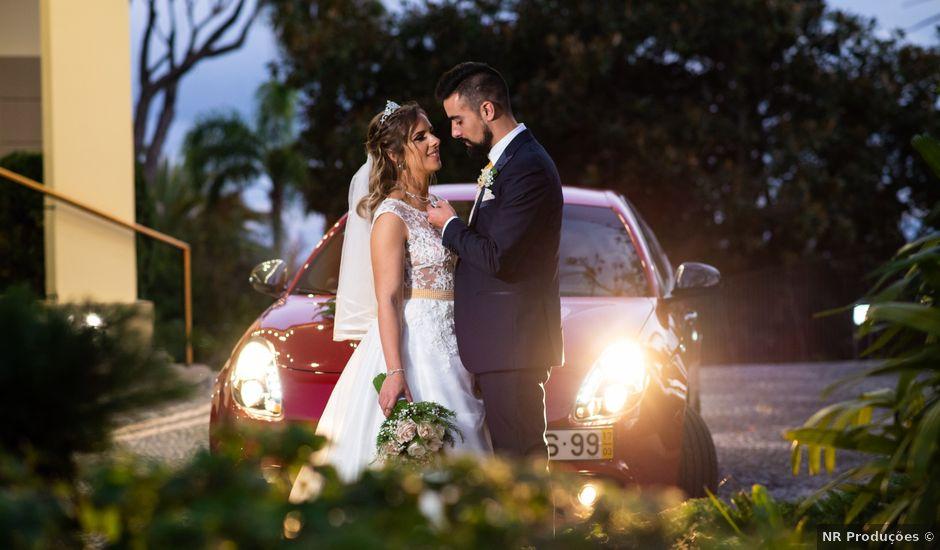 O casamento de David e Cláudia em Funchal, Madeira
