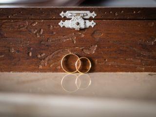 O casamento de Patrícia e João 1