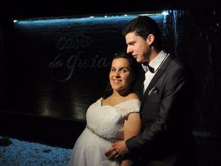 O casamento de Mónica e Bruno