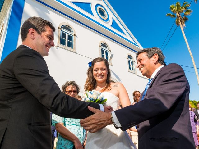 O casamento de Eduardo e Inês em Ericeira, Mafra 10