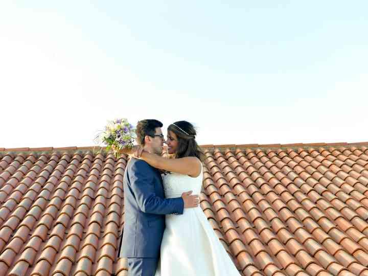 O casamento de Nádia e André