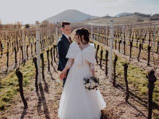 O casamento de Marion e Antoine