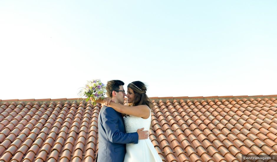 O casamento de André e Nádia em Carregado, Alenquer