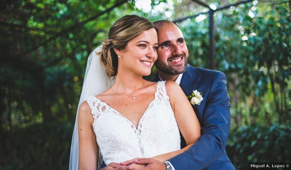 O casamento de Manuel e Joana em Torres Vedras, Torres Vedras