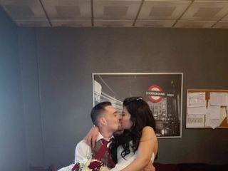 O casamento de Tatiana  e João  1