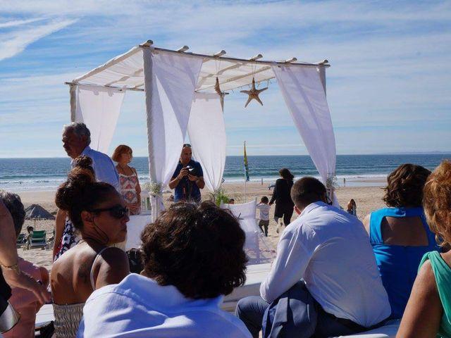 O casamento de Valter e Cátia  em Almada, Almada 1