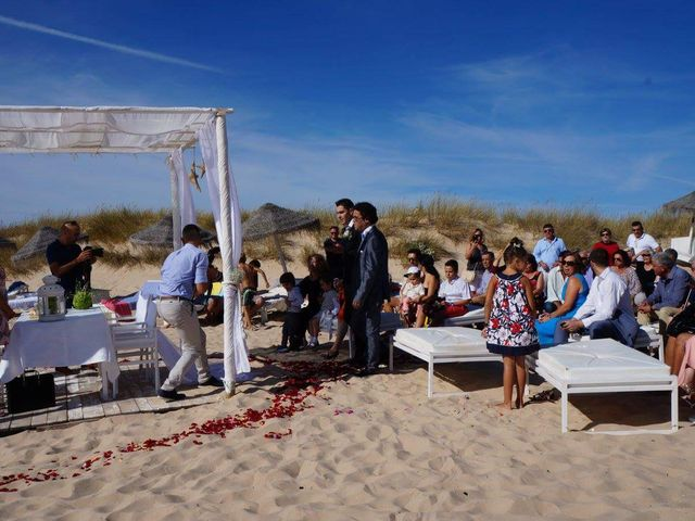 O casamento de Valter e Cátia  em Almada, Almada 2