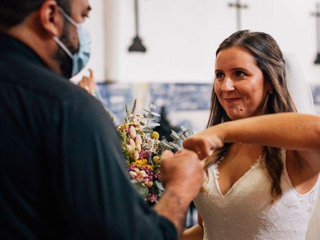 O casamento de Tiago e Catarina em Alenquer, Alenquer 43