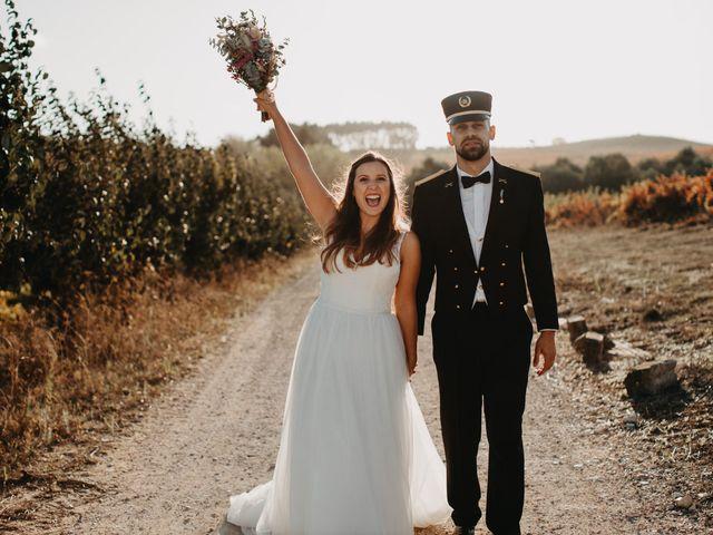 O casamento de Tiago e Catarina em Alenquer, Alenquer 1