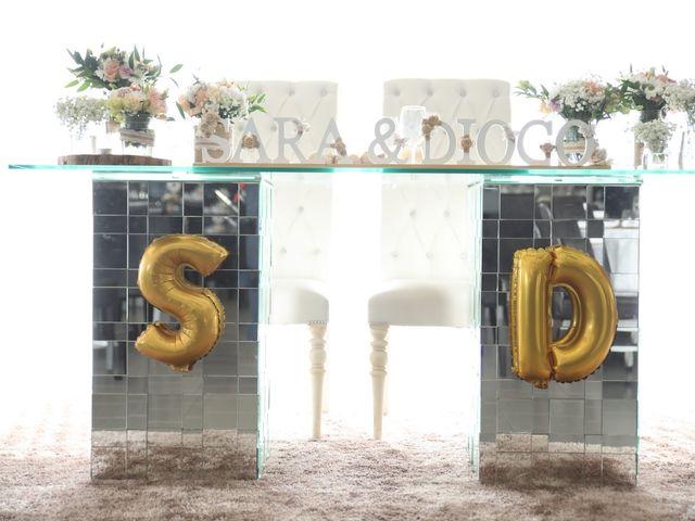 O casamento de Diogo e Sara em Santiago da Guarda, Ansião 11