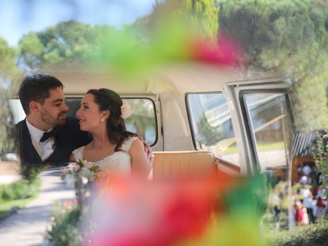 O casamento de Diogo e Sara em Santiago da Guarda, Ansião 19