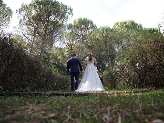 O casamento de Diogo e Sara em Santiago da Guarda, Ansião 20