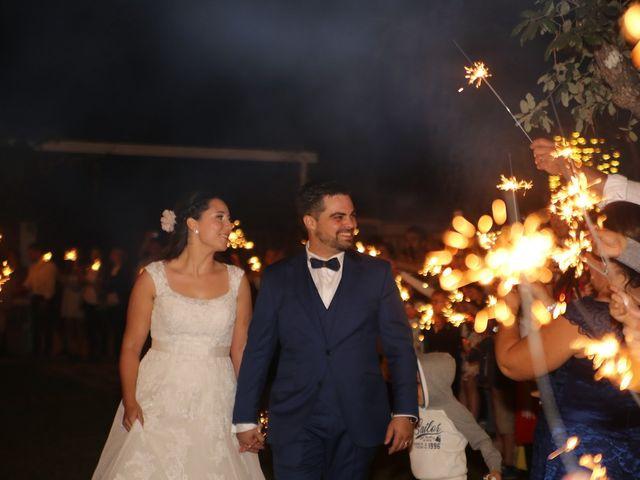 O casamento de Diogo e Sara em Santiago da Guarda, Ansião 30