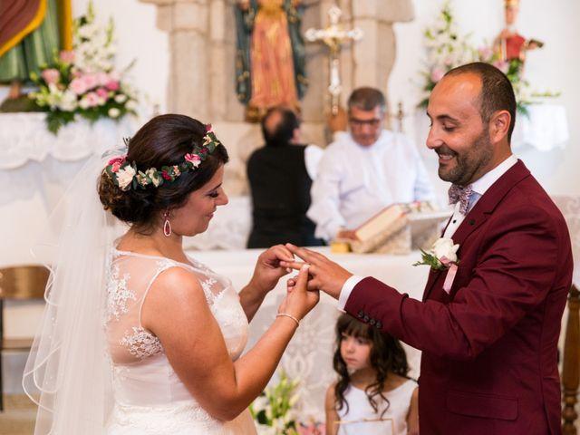 O casamento de Licínio e Marisa em Custóias, Vila Nova de Foz Côa 45