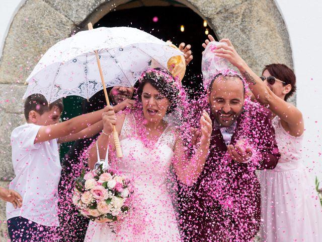 O casamento de Licínio e Marisa em Custóias, Vila Nova de Foz Côa 1