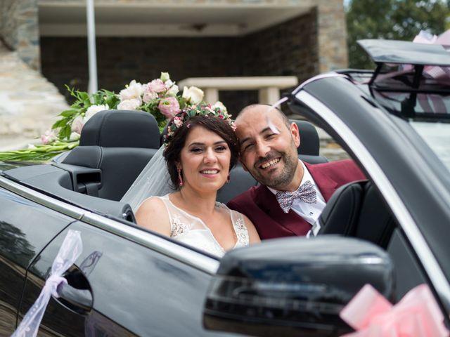 O casamento de Licínio e Marisa em Custóias, Vila Nova de Foz Côa 48