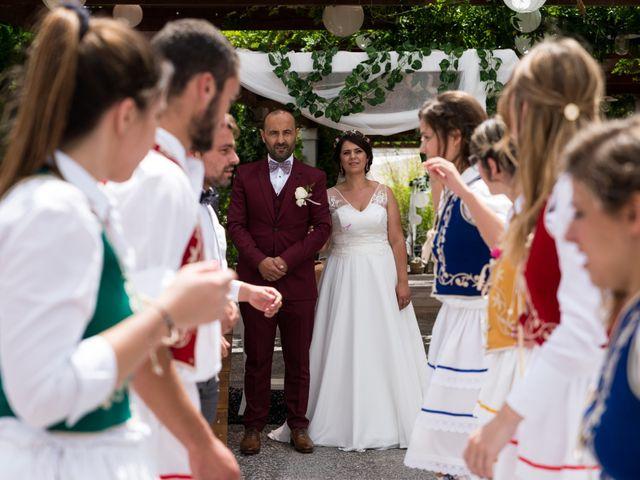 O casamento de Licínio e Marisa em Custóias, Vila Nova de Foz Côa 51