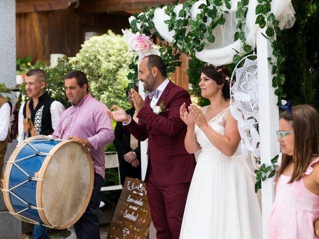 O casamento de Licínio e Marisa em Custóias, Vila Nova de Foz Côa 52
