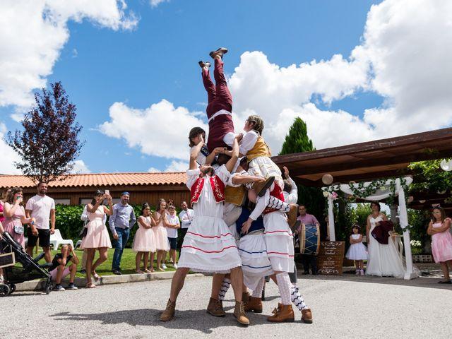 O casamento de Licínio e Marisa em Custóias, Vila Nova de Foz Côa 53
