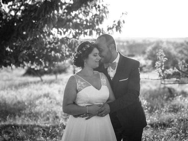 O casamento de Licínio e Marisa em Custóias, Vila Nova de Foz Côa 2