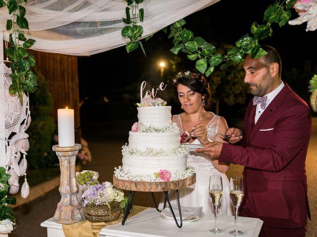 O casamento de Licínio e Marisa em Custóias, Vila Nova de Foz Côa 80