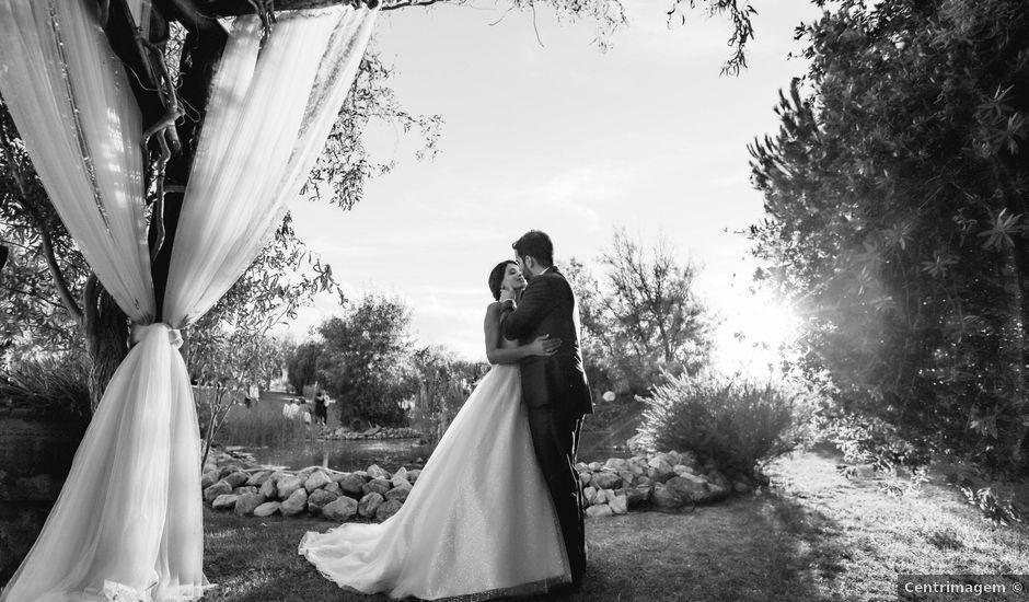 O casamento de André e Marta em Carregado, Alenquer