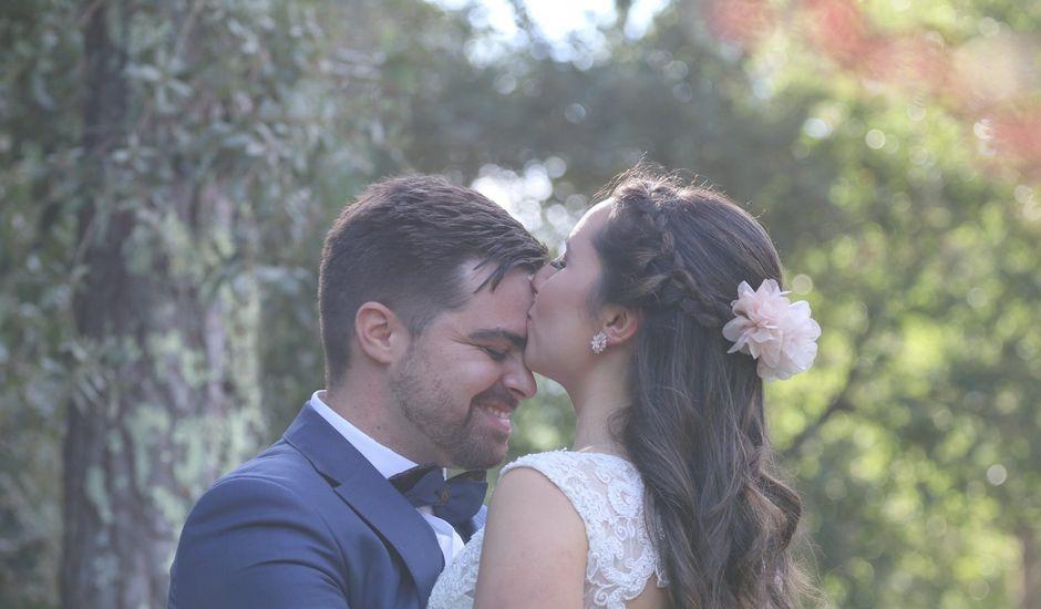 O casamento de Diogo e Sara em Santiago da Guarda, Ansião