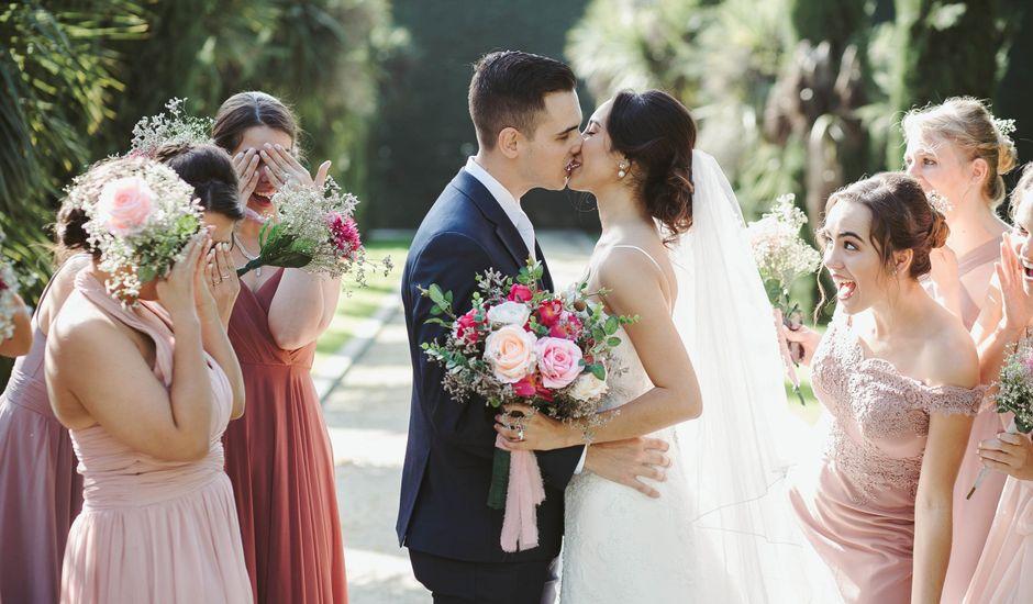 O casamento de Pedro e Daniela em Porto, Porto (Concelho)