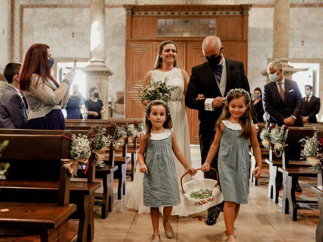 O casamento de Ricardo e Teresa em Santarém, Santarém (Concelho) 26