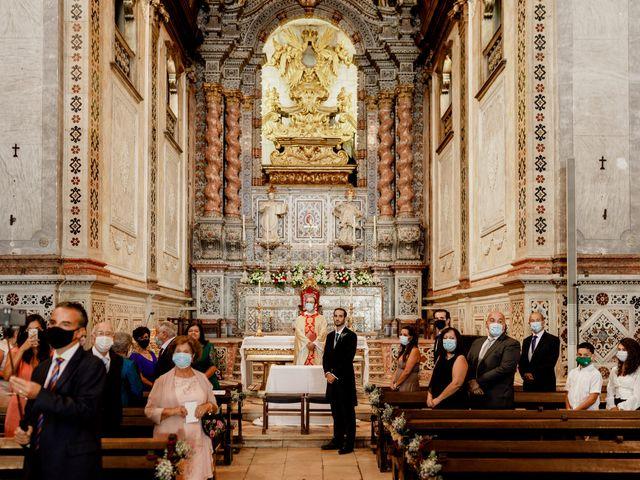 O casamento de Ricardo e Teresa em Santarém, Santarém (Concelho) 27