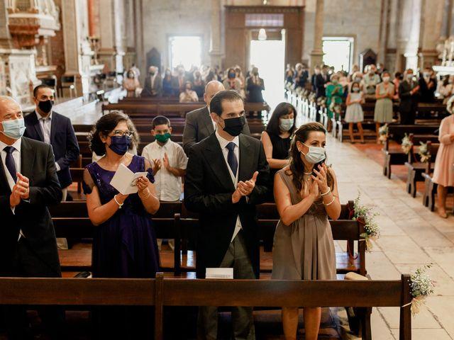 O casamento de Ricardo e Teresa em Santarém, Santarém (Concelho) 35