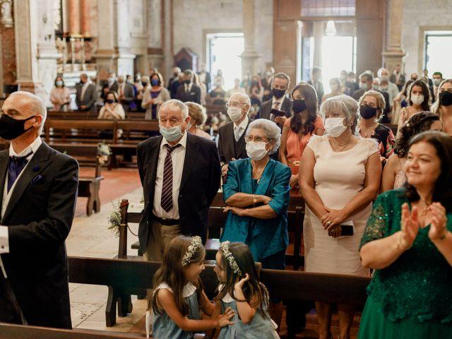 O casamento de Ricardo e Teresa em Santarém, Santarém (Concelho) 36