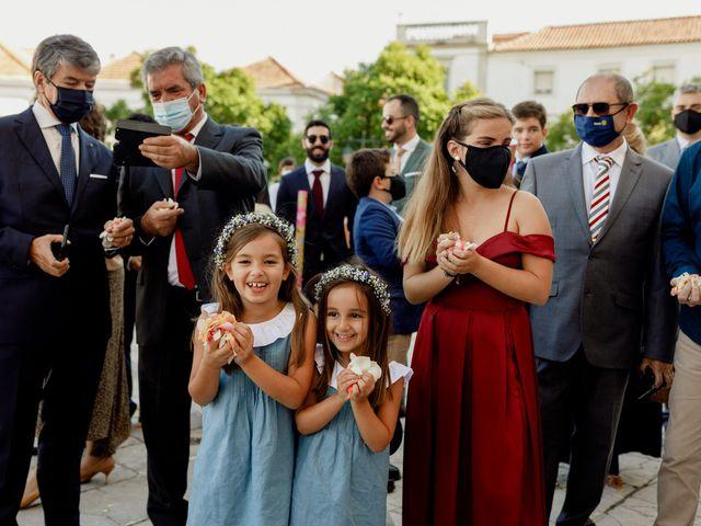O casamento de Ricardo e Teresa em Santarém, Santarém (Concelho) 43