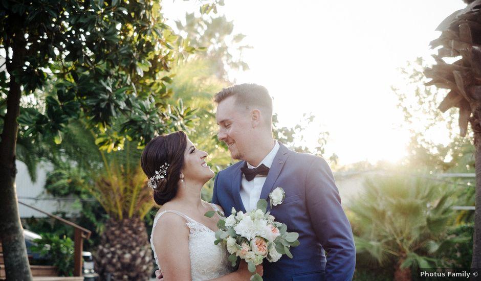 O casamento de Sam e Raquel em Barreiro, Barreiro