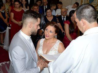 O casamento de Maria e Júlio 1